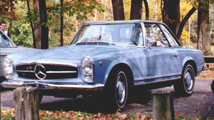 Iu0027m A Member Of The Western Reserve Section, Of The Mercedes Benz Club Of  America. I Own A 1985 MB 500 SEL, A Beautiful Car That ...